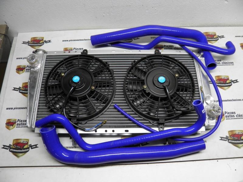 Kit de refrigeración deportiva Renault 4