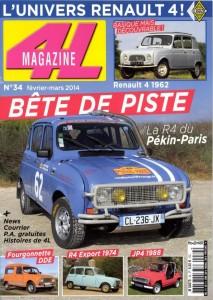 portada nº 34 4l Magazine