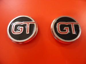 Anagramas Dodge GT